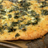 Making Pizza … Whole Grain Spicy Spinach White and Plain Old Cheese