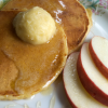 George Washington's Hoecakes with Honey Butter
