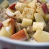 Honey Apple Oatmeal