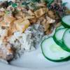 Lamb Tikka Masala with Brown Basmati Rice