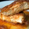 Fried Tofu: Chicken Style and Buffalo.  Yes, Buffalo.