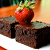 Spinach-Laced Brownies