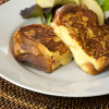 Apple and Fontina Monte Cristo