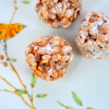 Crispy Brown Rice Skillet Cookies