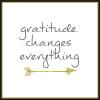 Gratitude Sucks